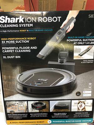 Sharkion Robot s87 vacuum for Sale in Elk Grove Village, IL