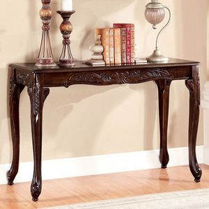 Cherry Sofa table for Sale in Las Vegas, NV