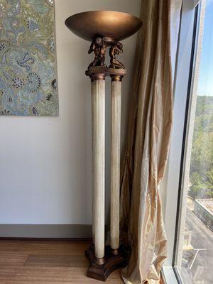 Elegant floor lamp for Sale in Atlanta, GA