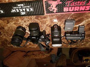 Digital Cannon rebel XTI for Sale in Stockton, CA