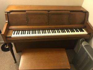 Free pick up piano for Sale in Tacoma, WA