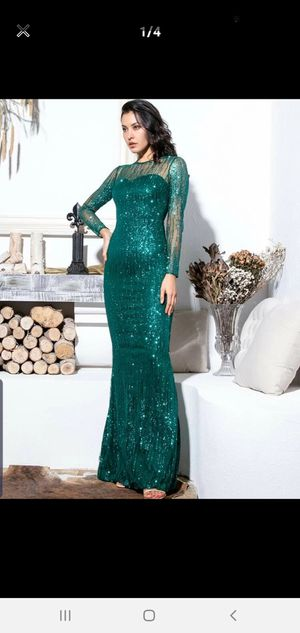 Evening dress for Sale in Dearborn, MI