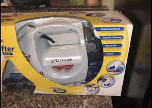 Bissell Spotlifter Powerbrush Vacuum Carpet Cleaner with Manual for Sale in Charlotte, NC