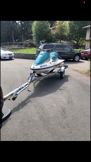 Seedo/ jetski for Sale in Puyallup, WA