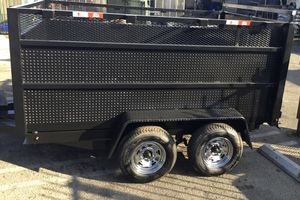 8x10x4 DUMP TRAILER for Sale in Bell, CA