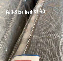 Full Size Plush Pillow Top Mattress Set for Sale in Tempe,  AZ