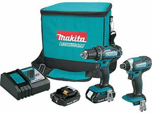 Makita drill set for Sale in Conroe, TX