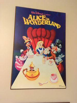 Disney poster for Sale in Mesa, AZ