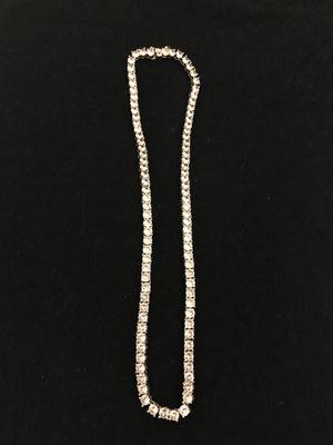 Zirconia diamond necklace for Sale in San Antonio, TX