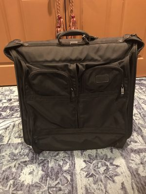 TUMI garment suitcase for Sale in Evansville, IN