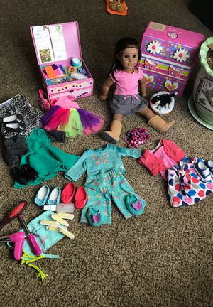 American Girl Doll and Accessories for Sale in Santee, CA