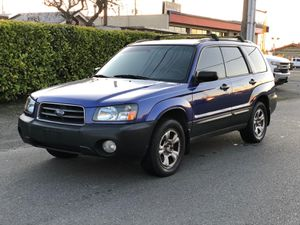 2004 Subaru Forester for Sale in Tacoma, WA
