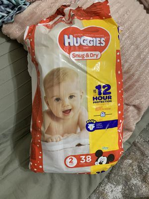 Huggies diapers for Sale in Spring, TX