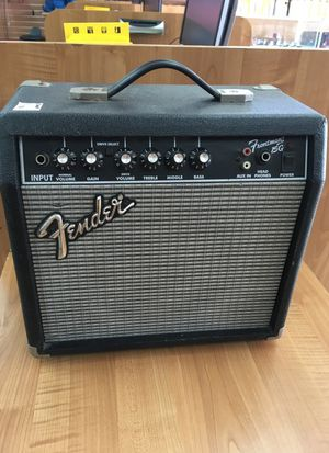 Fender 15g amp -FOR PARTS- for Sale in West Covina, CA
