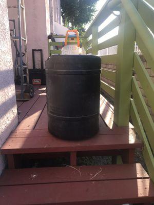 Plastic drum for Sale in Santa Ana, CA
