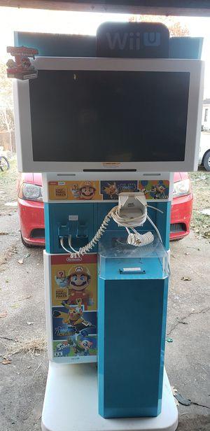 Nintendo Wii U kiosk for Sale in Festus, MO