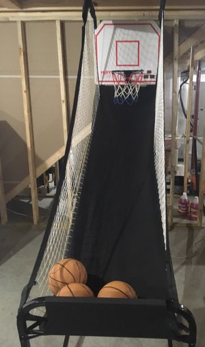 POP A SHOT Basketball Arcade Game for Sale in Martinsville, IN