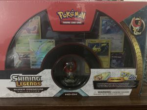 Pokemon shining legends super premium collection for Sale in Jacksonville, FL