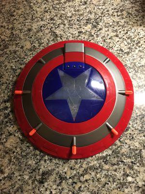 Hasbro Captain America Triple Blast Dart Shield - Marvel Avengers for Sale in Westerville, OH