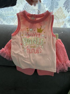Baby girl outfit bundle for Sale in Lynchburg, VA