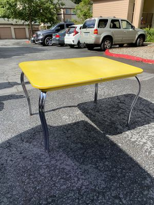 Antique Table and Chairs for Sale in Portland, OR