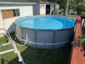 Intex 16x48 Pool for Sale in River Grove, IL