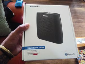 Sealed Bose Soundlink Color-brand new for Sale in Portland, OR
