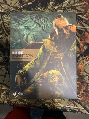 """Ironman 3 """"The Mandarin"""" 1'6 Hot Toys Figure for Sale in Houston, TX"""