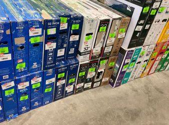 32 inch tv liquidation sale 🔥🔥😎😎‼️ C94 for Sale in Houston,  TX