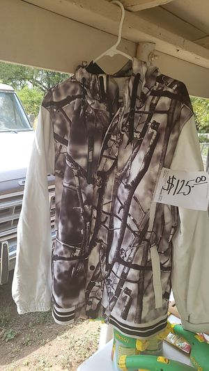 White camo for Sale in Ballinger, TX