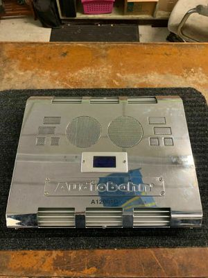Audiobahn A12001D 1 channel Amp for Sale in Nashville, TN