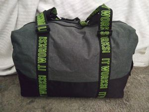 It Works duffle travel bag large expandable for Sale in Peoria, AZ