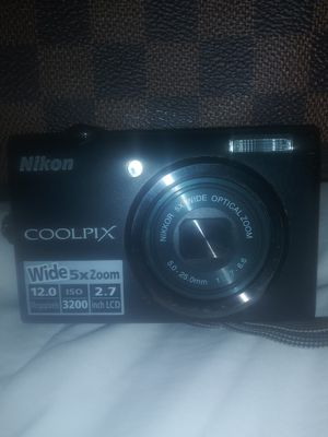 Nixon Coolpix Camera for Sale in San Diego, CA