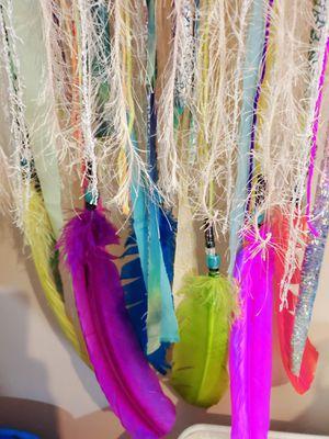 Mermaid colored boho catcher for Sale in DARLINGTN HTS, VA