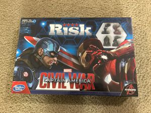 Risk Captain America civil war for Sale in Richmond, VA