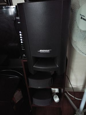 Bose surround sound tv entertainment system for Sale in Fort Myers, FL