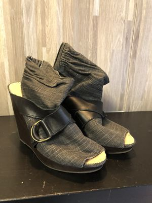 We Who See Wedge Boots Size 7.5 for Sale in Santa Clara, CA