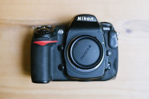 Nikon D300 Body Only with LOTS of Accessories for Sale in Alexandria, VA