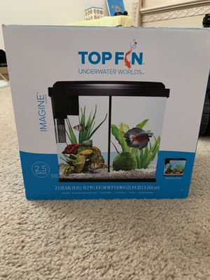 Fish tank 2.5 gallon for Sale in Perris, CA