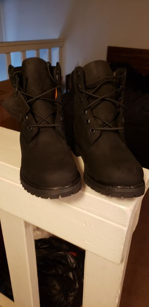 Timberlands Black for Sale in Fresno, CA