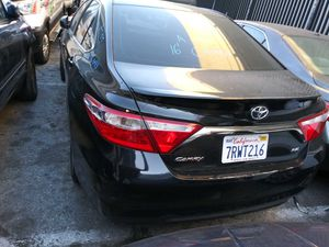 PARTING OUT 2015-2017 TOYOTA CAMRY for Sale in Los Angeles, CA