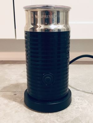 Nespresso Arroccino 3 milk frother for Sale in San Diego, CA