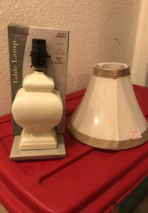 Brand New Lamp for Sale in Chesapeake, VA
