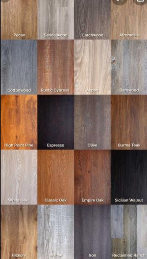 Laminate wood flooring made in America for Sale in Fort Lauderdale, FL