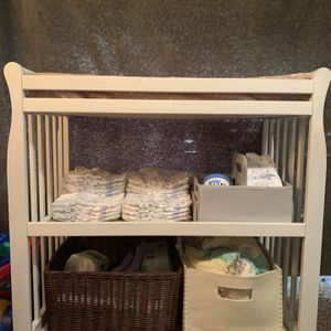 Baby Changing Table/Station for Sale in Greer, SC