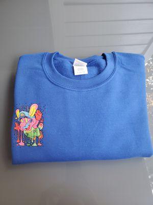 Trippy Mario Sweatshirt for Sale in Decatur, GA