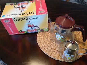 Coffee and tea pot for Sale in Arlington,  VA