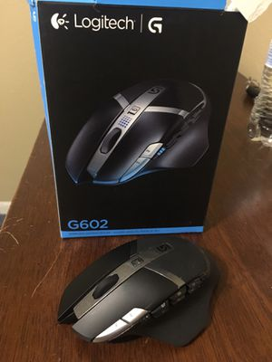 Logitech G602 Wireless Gaming Mouse for Sale in Tyler, TX