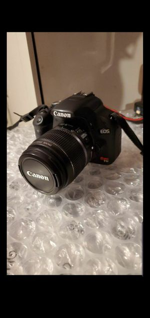 Canon Rebel t1i for Sale in Los Angeles, CA