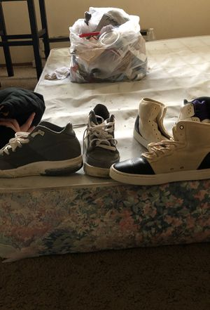 Jordan's and AF1s for Sale in Lakewood, WA